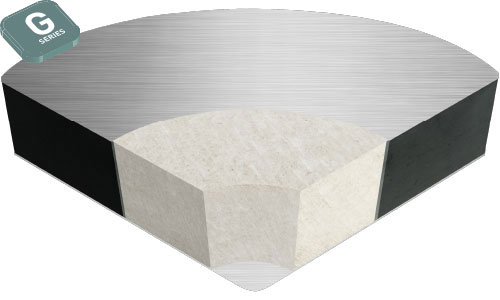 Reinforced Calcium Sulphate Panels
